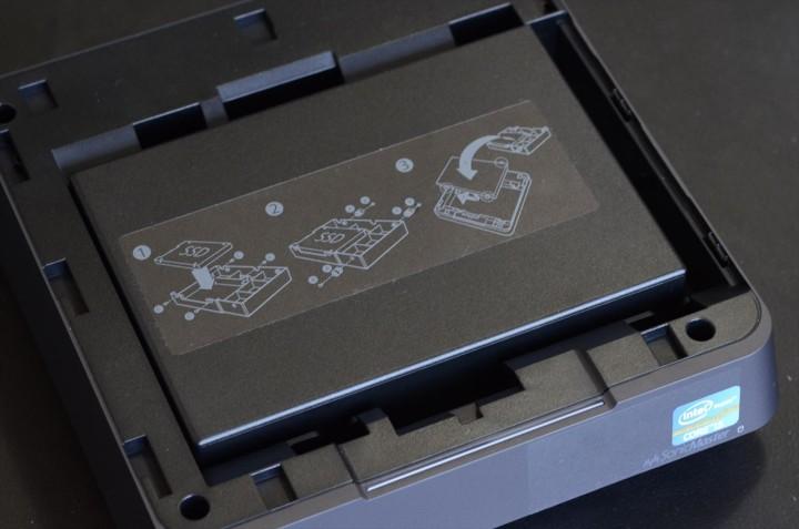 ASUS VivoPC VM60 SSD/HDD